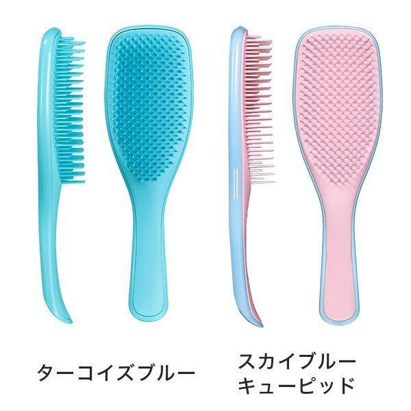 タングルティーザー TANGLE TEEZER ザ・ウェットディタングラー 濡れた髪をスムーズにときほぐすヘアブラシ 日本正規代理店|tangleteezer|07