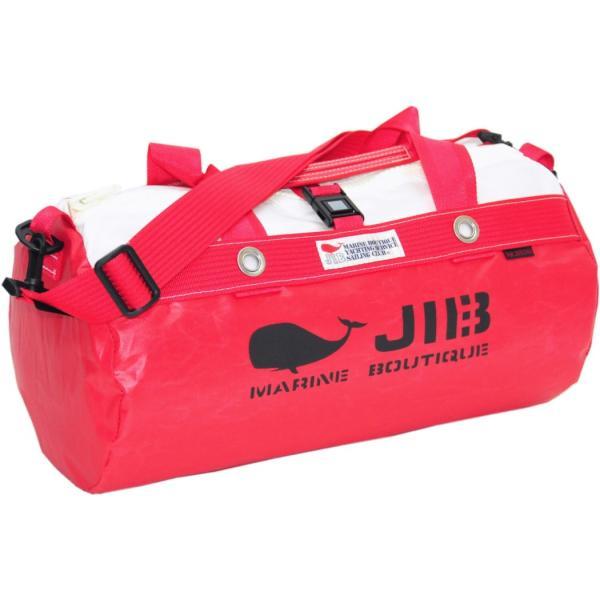 DS130 JIB ダッフルバッグS レッド