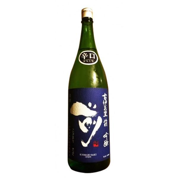 前 全量五百万石 吟醸 辛口 1800ml|tanimotoya