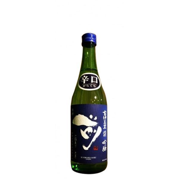 前 全量五百万石 吟醸 辛口 720ml|tanimotoya