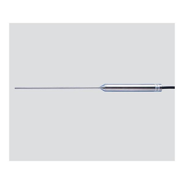 アズワン(AS ONE) 白金温度計 ピーティーサーモ用 標準センサ(φ3.2×150)(3-5954-11)
