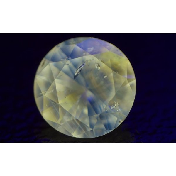 ダイヤモンド ルース (他の鉱物と思われる結晶入り) 0.182ct Iカラー I2 ラウンド