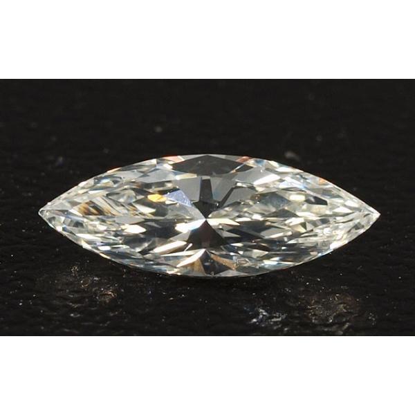 ダイヤモンド ルース 0.281ct Gカラー VVS2 マーキース  蛍光性がストロング・ イエローイッシュ・グリーン