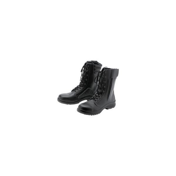ミドリ安全 女性用長編上安全靴 LPM230F オールハトメ 24.0cm LPM230F−24.0 1足 (メーカー直送)