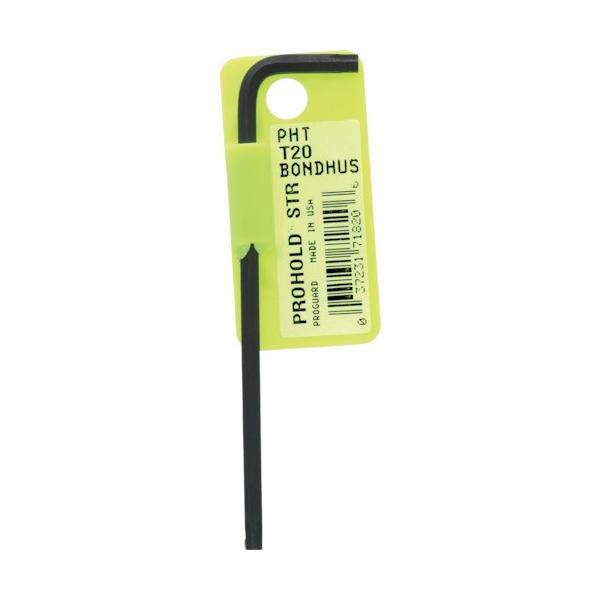 ボンダス プロホールド トルクスL−レンチ T20 ネジつかみ機能付 PHT20 1本 (メーカー直送)