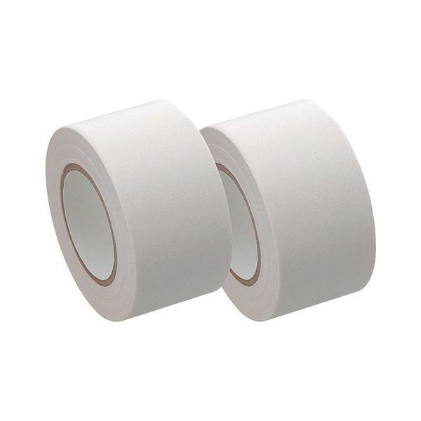 ヤマト メモック ロールテープ 再生紙タイプ つめかえ用 25mm幅 白 R−25H−5 1パック(2巻)