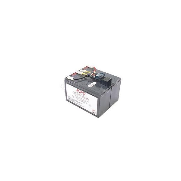 APC(シュナイダーエレクトリック) UPS交換用バッテリキット SUA500JB・750JB用 RBC48L 1個