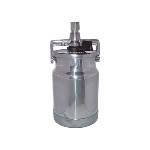 CFTランズバーグ 吸上式塗料カップアルミ製レバータイプ(容量1000cc) G3/8 KR−555−1 1個 (メーカー直送)