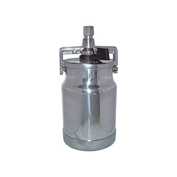 CFTランズバーグ 吸上式塗料カップアルミ製レバータイプ(容量1000cc) G1/4 KR−555−2 1個 (メーカー直送)