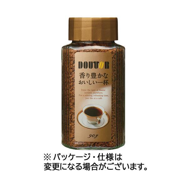 ドトールコーヒー香り豊かなおいしい一杯90g1本