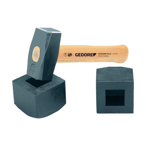 ゲドレー 石頭ハンマー用ソフトキャップ 2000g用 8642340 1個 (メーカー直送)