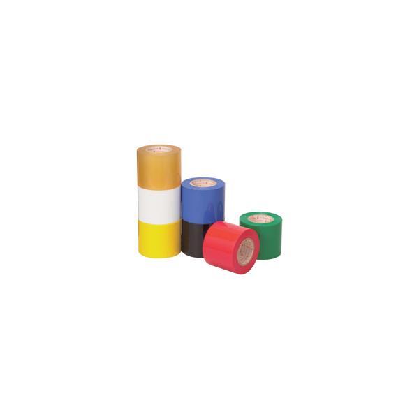 ヤマト ビニールテープ 50mm×10m 白 NO200−50−5 1巻