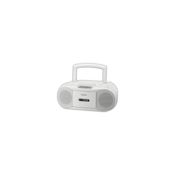 ソニー CDラジオカセットレコーダー ピンク CFD−S70/P 1台 (お取寄せ品)