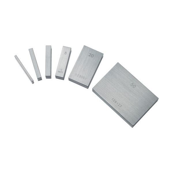 新潟精機 ブロックゲージ1級相当品 5.00mm GB1−500 1個 (メーカー直送)