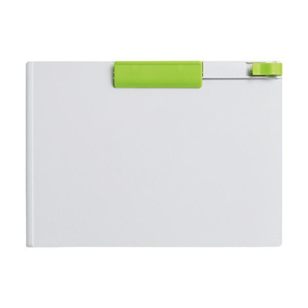 コクヨ クリップボード(K2) A4ヨコ 黄緑 K2ヨハ−PS73YG 1枚