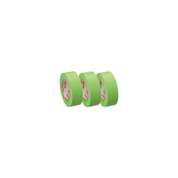 ヤマト メモック ロールテープ 蛍光紙 つめかえ用 15mm幅 ライム RK−15H−LI 1パック(3巻)