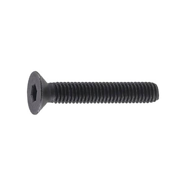 TRUSCO 六角穴付皿ボルト 全ネジタイプ 寸法M10×25mm B73−1025 1パック(18本) (メーカー直送)
