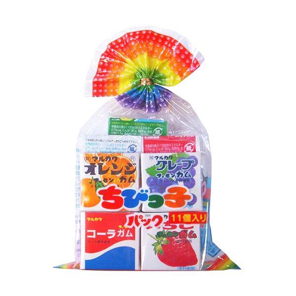 丸川製菓 ちびっ子パック フーセンガム 1パック(11個)