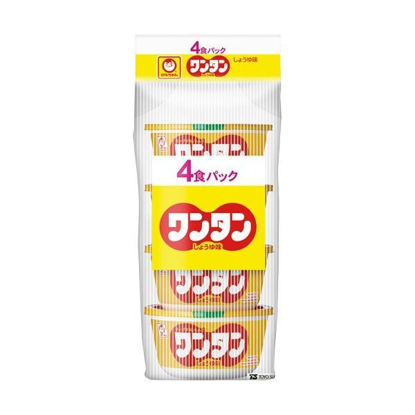 東洋水産 マルちゃん ワンタン しょうゆ味 32g 1パック(4食)