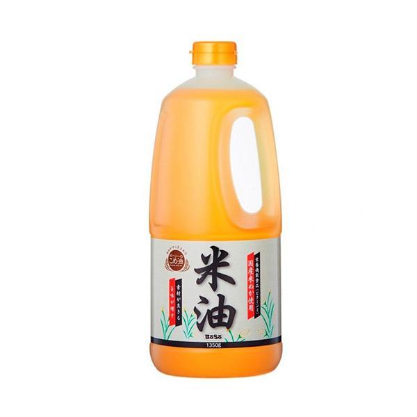 ボーソー油脂 米油 1350g 1本