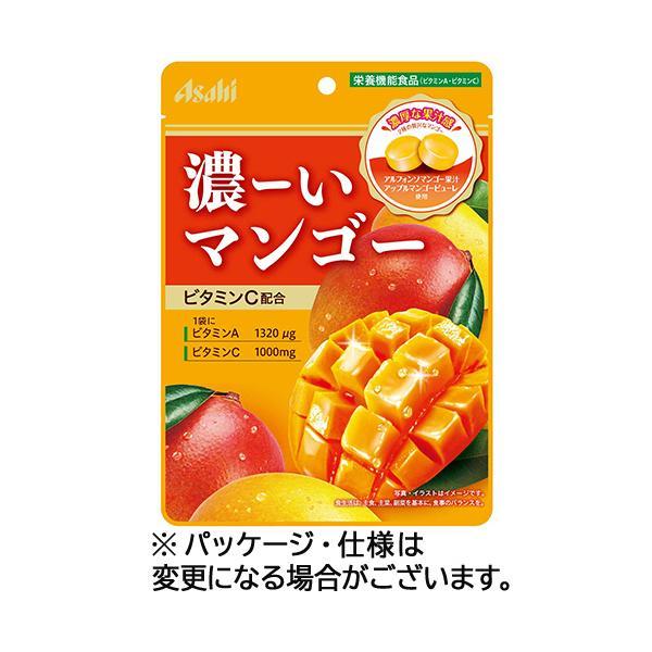 アサヒグループ食品 濃ーいマンゴー 88g 1袋
