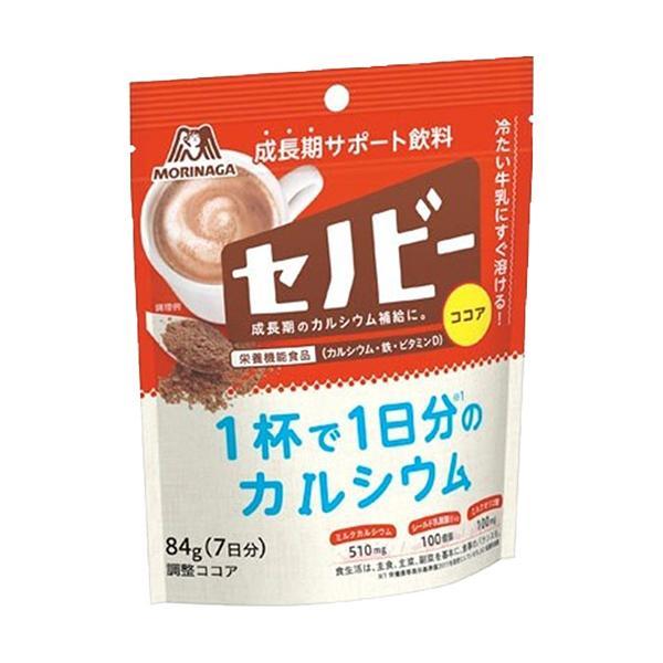 森永製菓 セノビー 84g 1パック