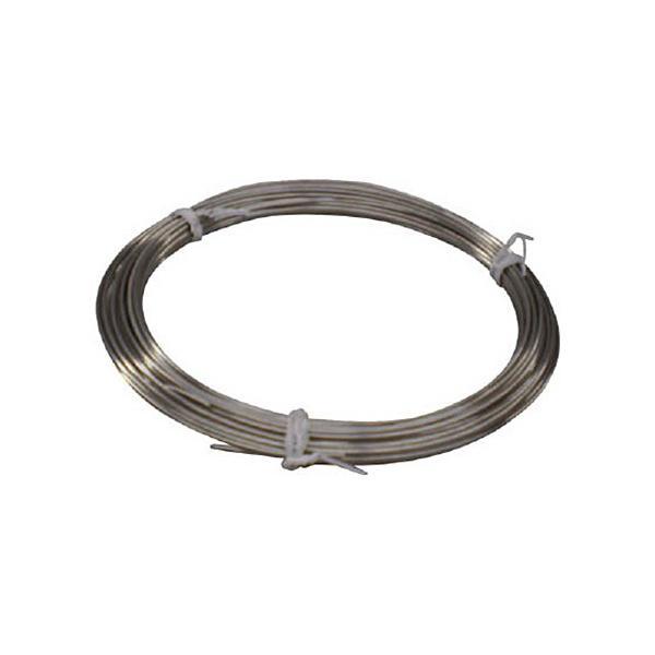 TRUSCO ステンレス針金 線経0.3mm×15m TSWS−03 1巻 (メーカー直送)