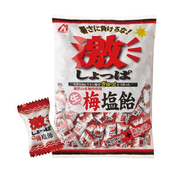 桃太郎製菓 激しょっぱ生梅塩飴 1kg 1パック