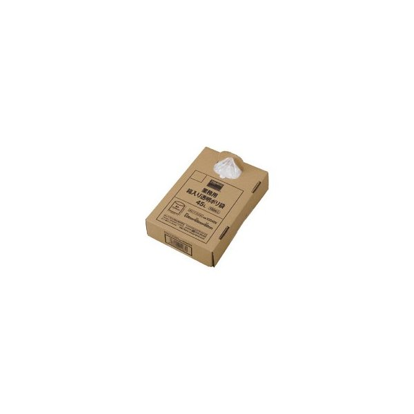 TRUSCO 業務用ポリ袋 透明・箱入り 0.05X120L X0120N 1箱(100枚) (メーカー直送)