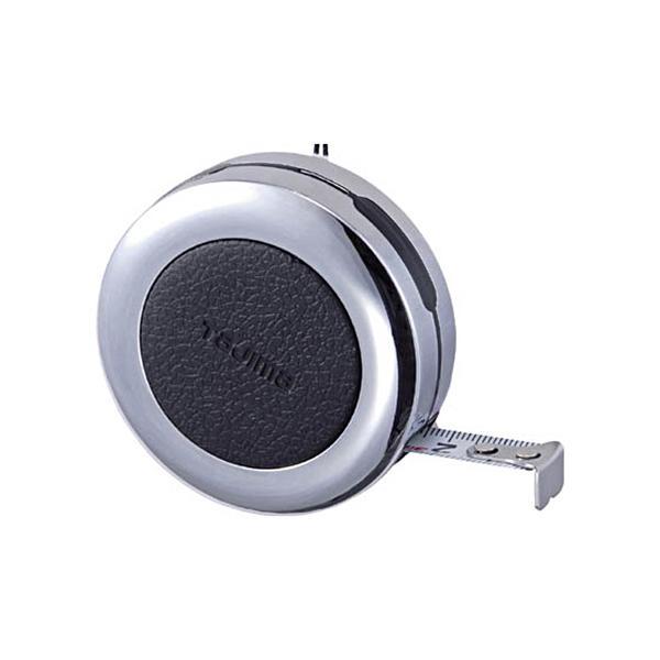 タジマ KREIS(クライス)3 レザー/ブラック3m/メートル目盛/紙ケース KR−30LBK 1個 (メーカー直送)
