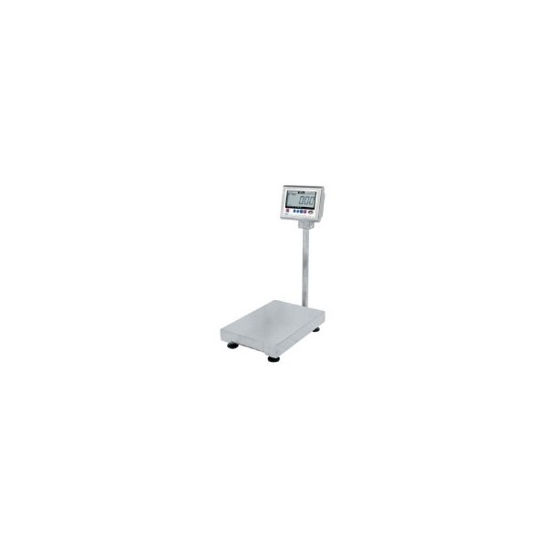 大和製衡 ヤマト 防水形デジタル台はかり(検定外品) DP−6700N−120 1台 (メーカー直送)
