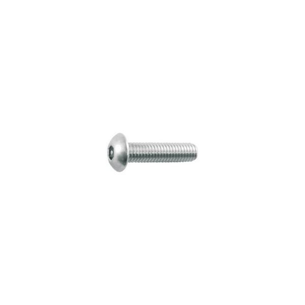 TRUSCO ピン付六角穴ボタンボルト ステンレス M5×20 B103−0520 1パック(9本) (メーカー直送)