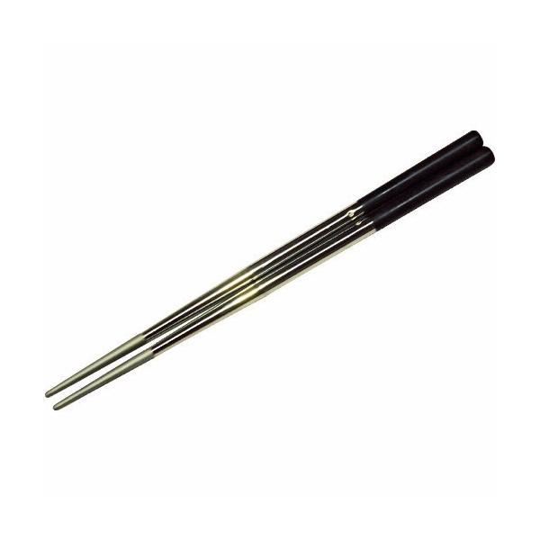 TRUSCO プラ付きステンレス箸 滑り止め 230mm SHPB−230 1組(2本) (メーカー直送)