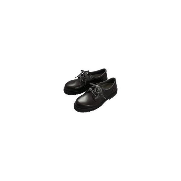 ミドリ安全 女性用ゴム2層底安全靴 LRT910 ブラック 24cm LRT910−BK−24.0 1足 (メーカー直送)