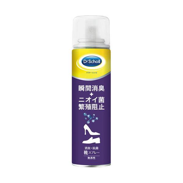レキットベンキーザー・ジャパン ドクター・ショール 消臭・抗菌 靴スプレー 無香性 150ml  1本 (お取寄せ品)