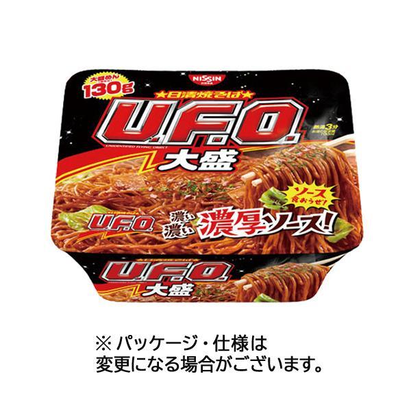日清食品 日清焼そばU.F.O.大盛 167g 1ケース(12食)