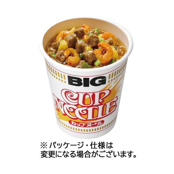 日清食品カップヌードルビッグ101g1ケース(12食)