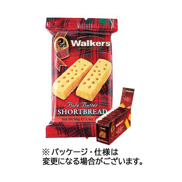 ウォーカー ショートブレッド フィンガー 1セット(24本:2本×12パック)