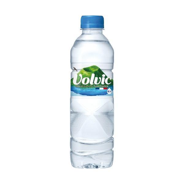 キリンビバレッジ ボルヴィック 500ml ペットボトル 1セット(48本:24本×2ケース)