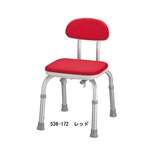 シャワーチェア シャワーベンチ 介護用品 風呂椅子 背付Mini 536-172  アロン化成|tanosinia