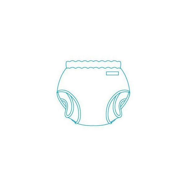 パンツ型おむつカバー Sサイズ モナーテメディカル 大人用おむつカバー 介護用品