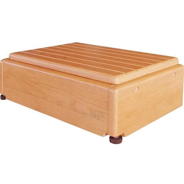 玄関台木製昇降45W-30 介護用品