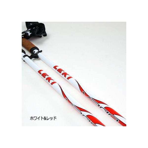 LEKI バリオSL 女性向け 伸縮タイプ レキ ノルディックウォーキングポール 左右1セット tanosinia 04