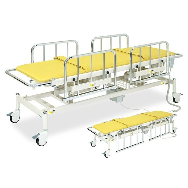 高田ベッド 病院 医院 電動S型ストレッチャー100 TB-985