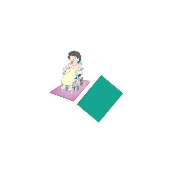 ハイ吸水ドライマット お風呂上がりの高吸水マット Mサイズ 滑り止めマット すべり止めマット 転倒防止