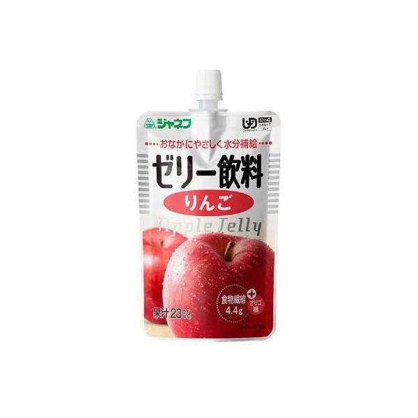 介護食 水分補給 ジャネフ ゼリー飲料 りんご 12910 100g THA
