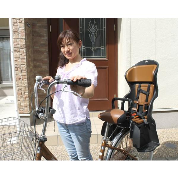 [送料無料]自転車 チャイルドシート 後ろ 子供乗せ OGKチャイルドシートRBC-015DX 電動自転車やママチャリ対応自転車用後ろ用|tanpopo|04