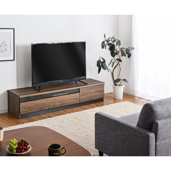 テレビ台 ローボード 完成品 幅174cm おしゃれ テレビボード 国産 日本製 約180cm|tansu|16