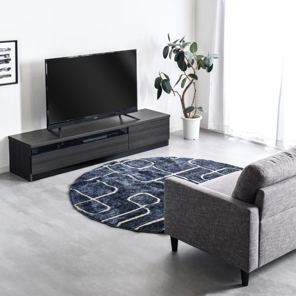 テレビ台 ローボード 完成品 幅174cm おしゃれ テレビボード 国産 日本製 約180cm|tansu|17