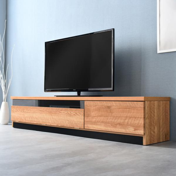 テレビ台 ローボード 完成品 幅174cm おしゃれ テレビボード 国産 日本製 約180cm|tansu|18